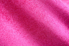 Red velvet fabric Royalty Free Stock Photo