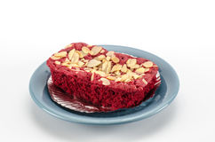 Red velvet Stock Image