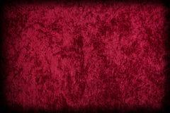 Red Velvet-like Fabric Stock Photos