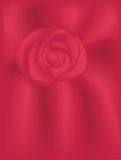 Red Velvet Rose Background Royalty Free Stock Image