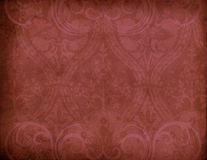Red Velvet Symbol. A multi-layered, rich textured background for scrapbooking and design Royalty Free Stock Photography