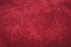 Red velvet texture stock photo