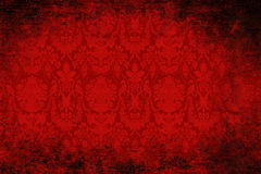 Red velvet wallpaper Royalty Free Stock Photo
