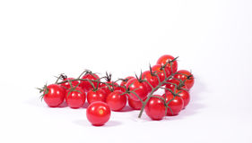 Red vine tomatoes Royalty Free Stock Photos