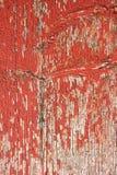 Red Vintage Barnwood Background Royalty Free Stock Images