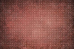 Red vintage geometrical background with circles Stock Photo
