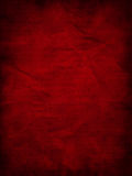 Red vintage grunge background Stock Images