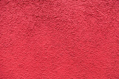Red vintage plaster background Royalty Free Stock Photo