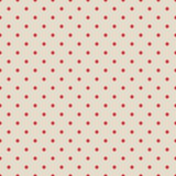 Red vintage polka dot seamless pattern on fabric texture. Red vintage polka dot seamless pattern on fabric grunge texture Stock Images