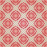 Red vintage wallpaper stock illustration
