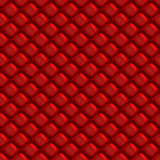 Red Vinyl Couch Seamless Pattern Stock Photo