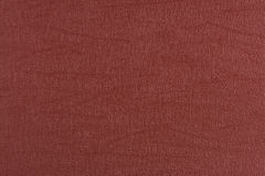 Red vinyl texture Stock Photography