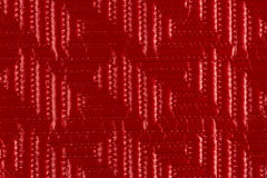 Red vinyl texture Royalty Free Stock Photo