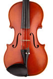 Red violin Stock Photos