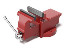 Red vise Stock Photos