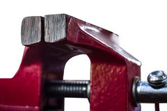 Red vise Royalty Free Stock Photography