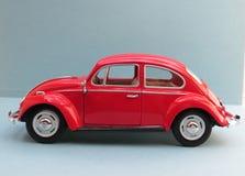 Red Volkswagen Beetle Stock Photos