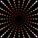 Red Vortex Royalty Free Stock Image