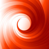 Red vortex Royalty Free Stock Photos