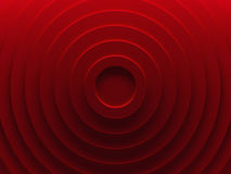 Red vortex.abstract background for graphic design, book cover template, website design, application design. 3D illustration. Works for text and website Royalty Free Stock Image
