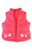 Red waistcoat Royalty Free Stock Image