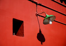 Free Red Wall Stock Photos - 6052613