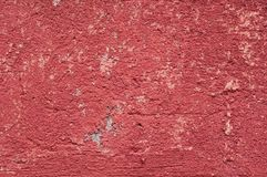 Red wall background. Details of red wall background Stock Images