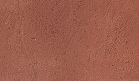 Red wall background Stock Images
