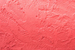Red wall. Close-up the red wall Royalty Free Stock Image