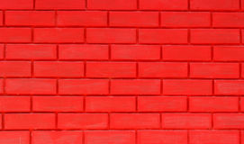 Red wall. Royalty Free Stock Photo