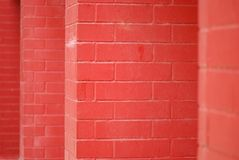 Red Wall stock images