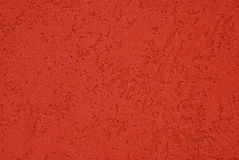Red Wall Texture Stock Images