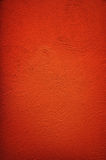 Red wall texture Stock Photography