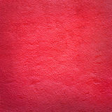 Red wall texture background Royalty Free Stock Image