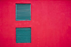 Red Wall Texture Background Royalty Free Stock Photography