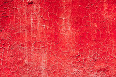 Red wall texture Royalty Free Stock Photos