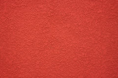 Red  wall texture Royalty Free Stock Photography