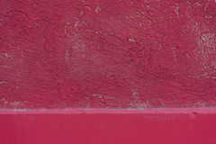 Red wall Texture Royalty Free Stock Photo