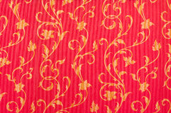 Red wallpaper background Stock Photos