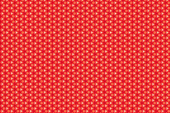 Red wallpaper background pattern Royalty Free Stock Image