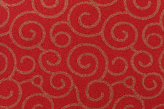 Red wallpaper Royalty Free Stock Photo