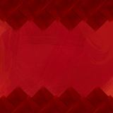 Red wallpaper. Red color wallpaper back ground in old paper water color texture Stock Photography