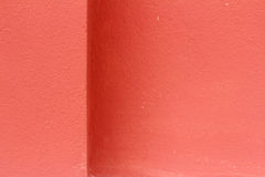 The red walls is background. Royalty Free Stock Photo