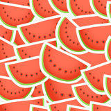 Red wate melon background Royalty Free Stock Photography