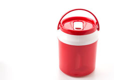 red water cooler Stock Images