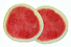 Red water melon. Red of asia water melon Royalty Free Stock Image