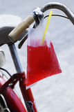 Red water Stock Photography