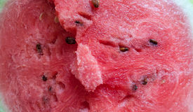 Red watermelon Stock Photos