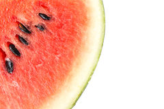 Red watermelon texture Stock Photos