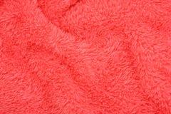 Red wavy Stock Photo